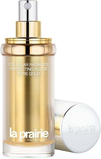 La Prairie The Radiance Collection Radiance Cellular Perfecting Fluide Pure Gold Emulsion