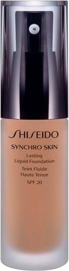Shiseido Synchro Skin Lasting Liquid Foundation N° 4 Neutral 30 ml