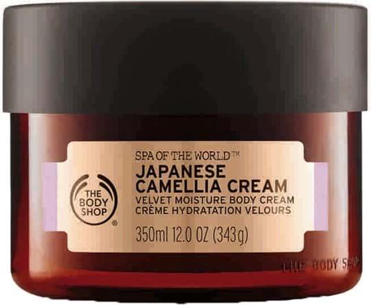 The Body Shop Spa of the World Body Cream 350 ml