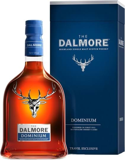 Dalmore Dominium Highland Single Malt Scotch Whisky 40% 0,7L