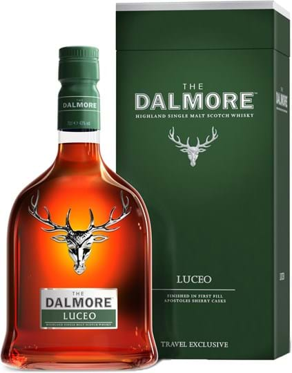Dalmore Luceo Highland Single Malt Scotch Whisky 40% 0,7L