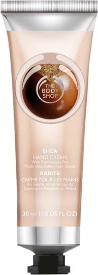 The Body Shop Shea-håndcreme 30ml