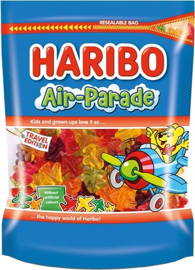Haribo Pouch Haribo Air-Parade Pouch