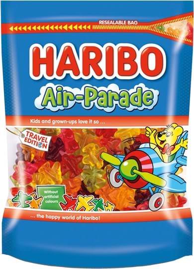 Haribo Air-Parade Pouch 750g