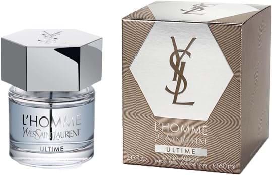 Yves Saint Laurent L'Homme Ultime Eau de Parfum 60 ml