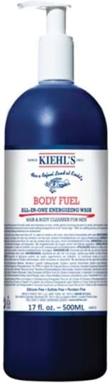 Kiehl`s Body Fuel Wash 500 ml