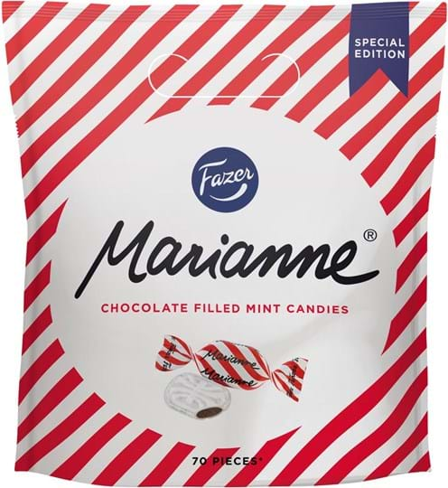 Marianne peppermint candies 350g