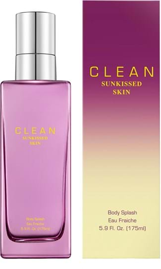 Clean Skin Sunkissed Eau de Toilette Splash 175 ml