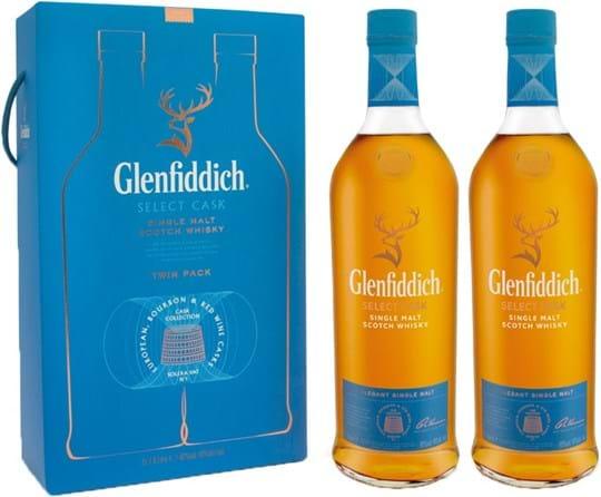 Glenfiddich Select Cask Twinpack