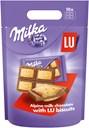 Milka-chokolade med LU-kiks i pose 350g