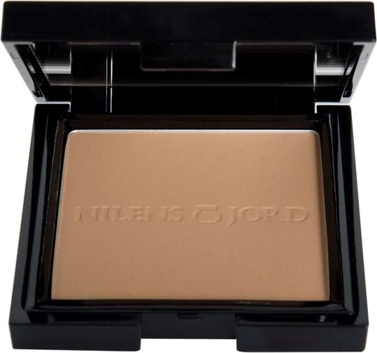 Nilens jord Compact Powder Bronzing N°552 Canvas 10g