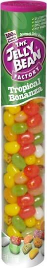 The Jelly Bean Factory – Tropical Bonanza, rør med 175g