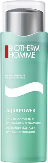 Biotherm Homme - Aquapower Soin Oligo Thermal Moisturizing Gel Normal Skin (replaces GH 675844)