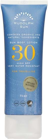 Rudolph Care Sun Body Lotion SPF 30 75 ml