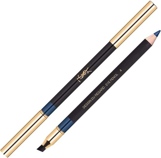 Yves Saint Laurent Dessin du Regard Eye Pencil N° 4 Bleu