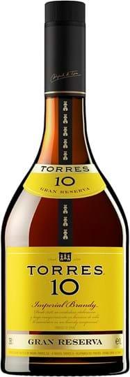 Torres 10 Imperial Brandy Gran Reserva, 1L