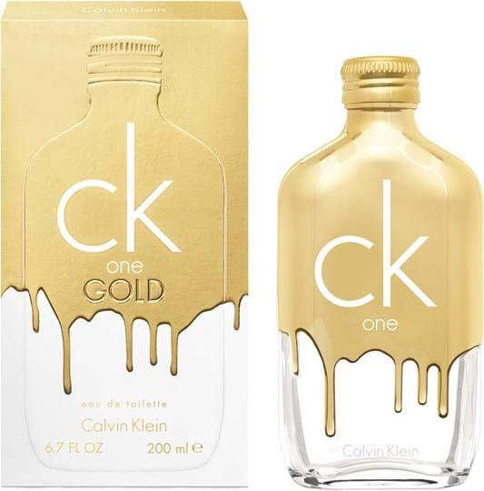 Calvin Klein CK One Gold Eau de Toilette 200 ml