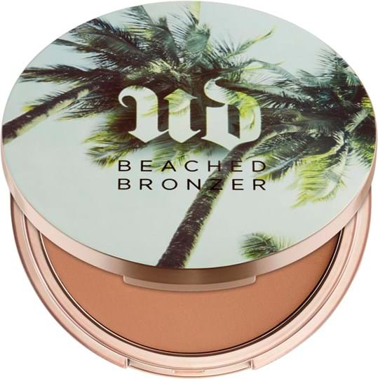Urban Decay Beached Bronzer Powder N° 100 Light Medium