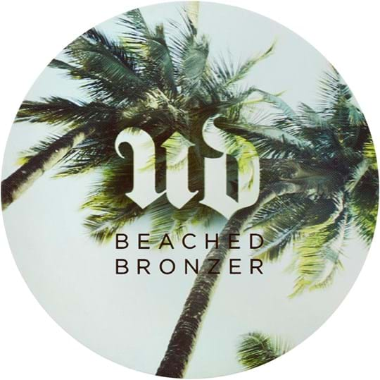 Urban Decay Beached Bronzer Powder N° 200 Medium Dark