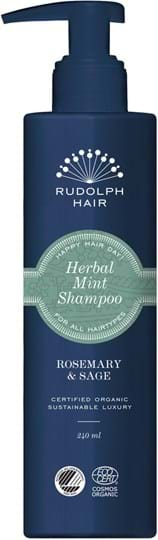 Rudolph Care Herbal Mint Shampoo 240 ml