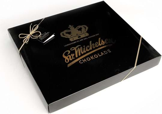 Michelsen Crown gift box 40pcs 400g