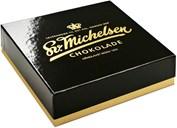 Michelsen, sort gaveæske med 9 stk., 360g