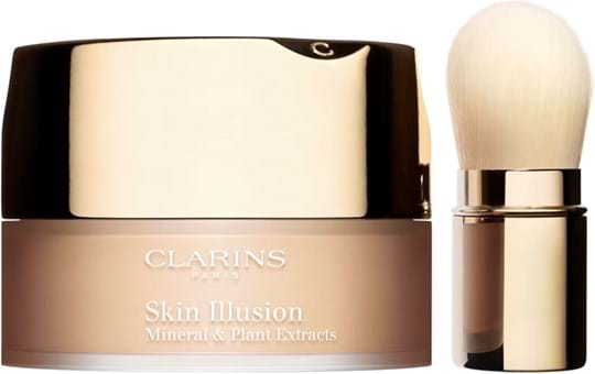 Clarins Skin Illusion Powder N° 112 Amber 13 ml