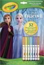Crayola, crayola frozen 2 - colouring & activity pad