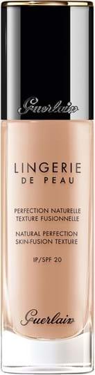 Guerlain Lingerie de Peau Fluid Foundation N° 03C Natural Cool 30 ml