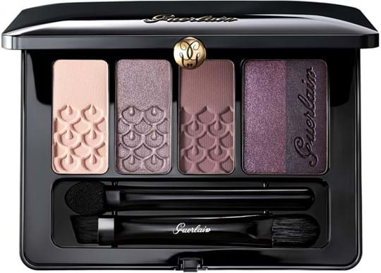 Guerlain Palette 5 Couleurs 5 Shades Eyeshadow N°1 Rose Barbare 10g