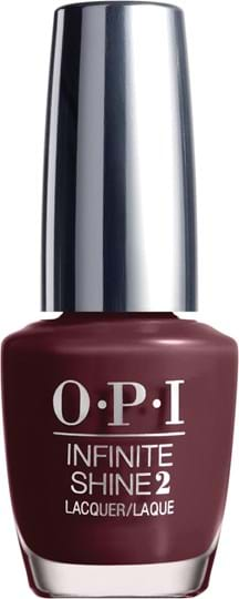 OPI Infinite Shine Nail Polish N° ISL54 Stick to Your Burgundies 15 ml