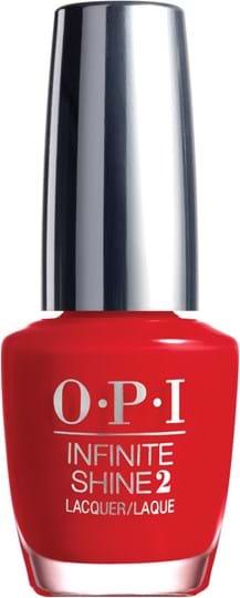 OPI Infinite Shine Nail Polish N° ISL09 Unequivocally Crimson 15 ml