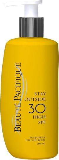 Beauté Pacifique Stay Outside Sun Lotion SPF30 200ml