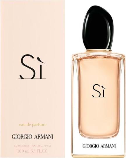 Giorgio Armani Sì Eau de Parfum 150 ml