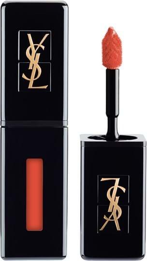 Yves Saint Laurent Vernis à Lèvres Vinyl cremelæbestift N°406 Orange Electro