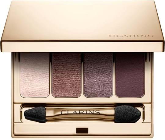 Clarins Eye Shadows Palette N°02, rosentræ