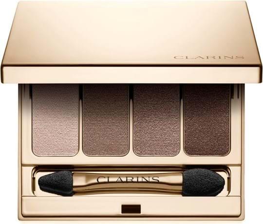 Clarins Eye Shadows Palette N°03, brun