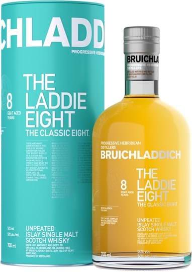 Bruichladdich Laddie 8, Tin