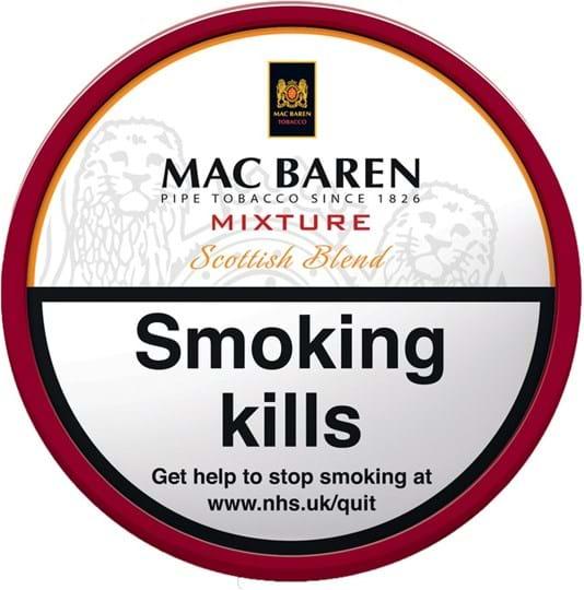 Mac Baren Mixture 100g TPD2
