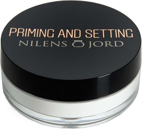 Nilens Jord Priming and Setting transparent pudder
