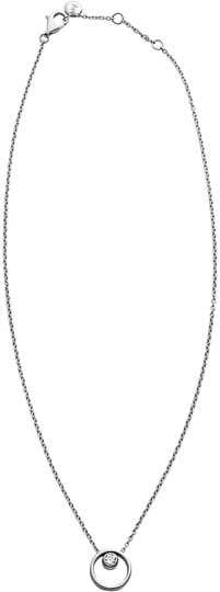Skagen Elin Women's necklace, stainless steel, silver
