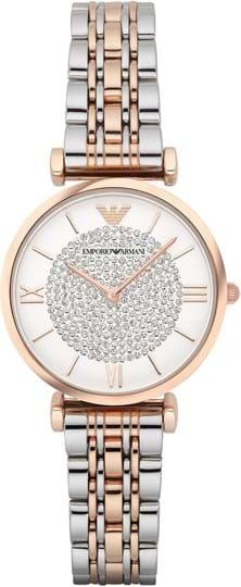 Emporio Armani, Gianni T-Bar, women's watch