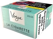 Vogue Superslims Verte-cigaretter 200 stk