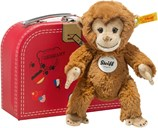 Steiff, monkey liam 20 goldbrown travel retail