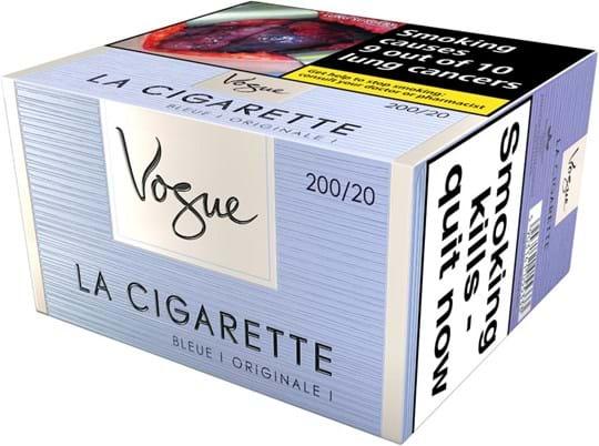 Vogue Superslims Bleue 200stk.