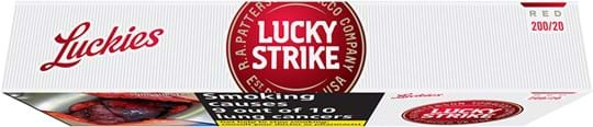 Lucky Strike Original Red, 200 stk.