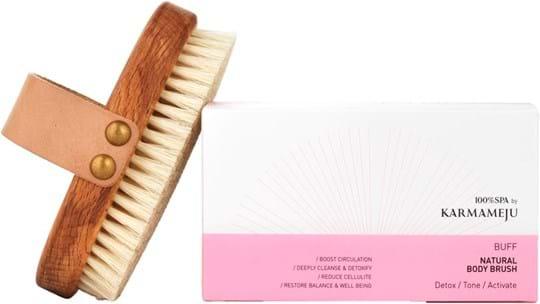 Karmameju Body Brush Buff 146 g