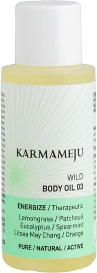 Karmameju Body Oil 03 Wild 50 ml