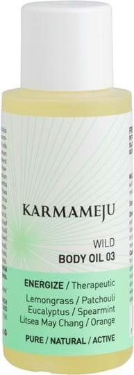 Karmameju Body Oil 03 Wild
