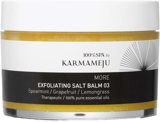 Karmameju Salt Body Scrub 03 More 350 ml
